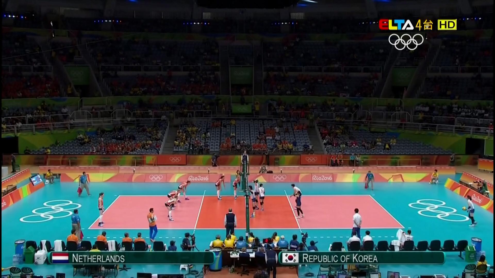 里约奥运会排球比赛用的什么地板