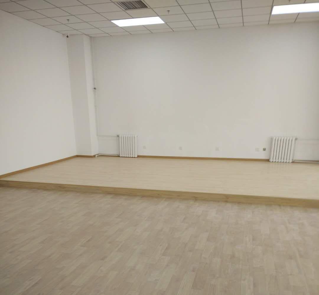 金果国际幼儿园3200平米塑胶地板项目竣工!