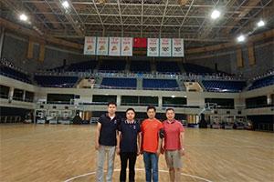 首钢篮球中心:运动馆翻新改造,认准中润致远