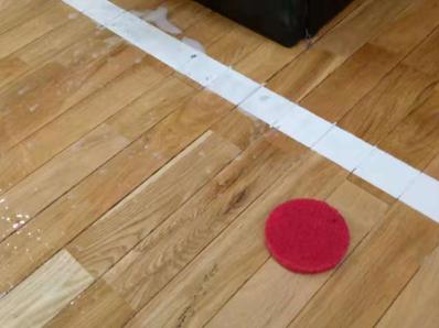 运动木地板如何保养,公安市交通管理局对中润赞不绝口