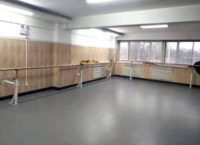 艺术培训中心采用专业舞蹈教室用地板居然是因为这个...