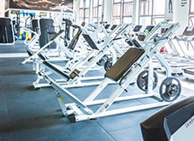 【案例合集】夏天就要来了,健身房PVC运动地板还没做好吗?这里有成品