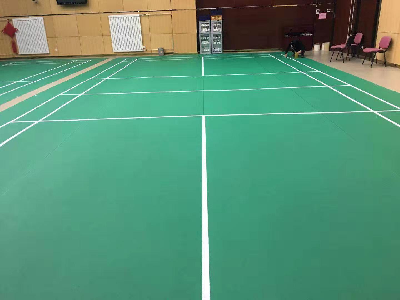 羽毛球地板怎么选?看看北京会议中心怎么说