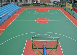 篮球场地解决方案