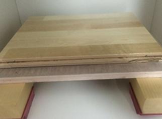 实木运动地板-STAR RUN单层悬浮式