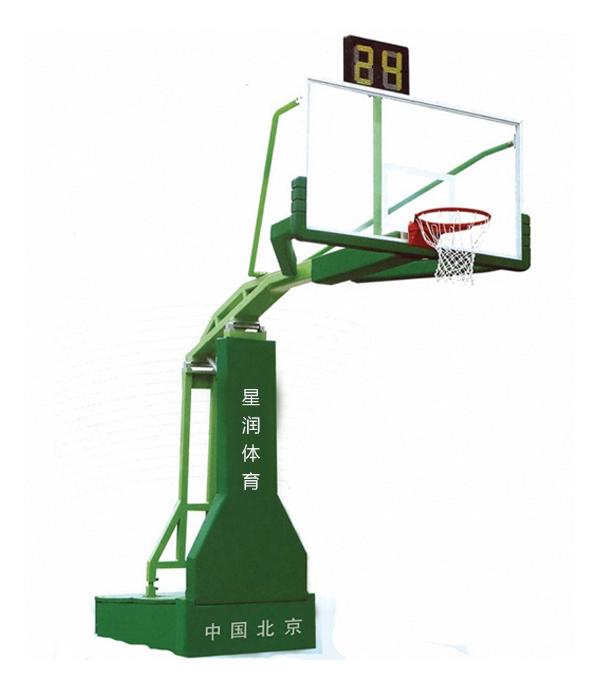 电动液压篮球架