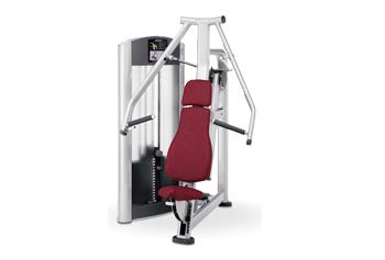 坐式胸肌推举训练器