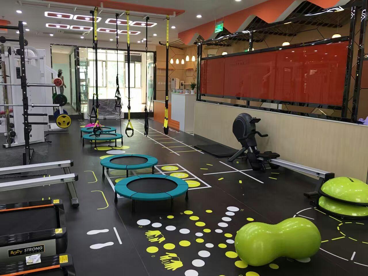 健身房功能性训练垫