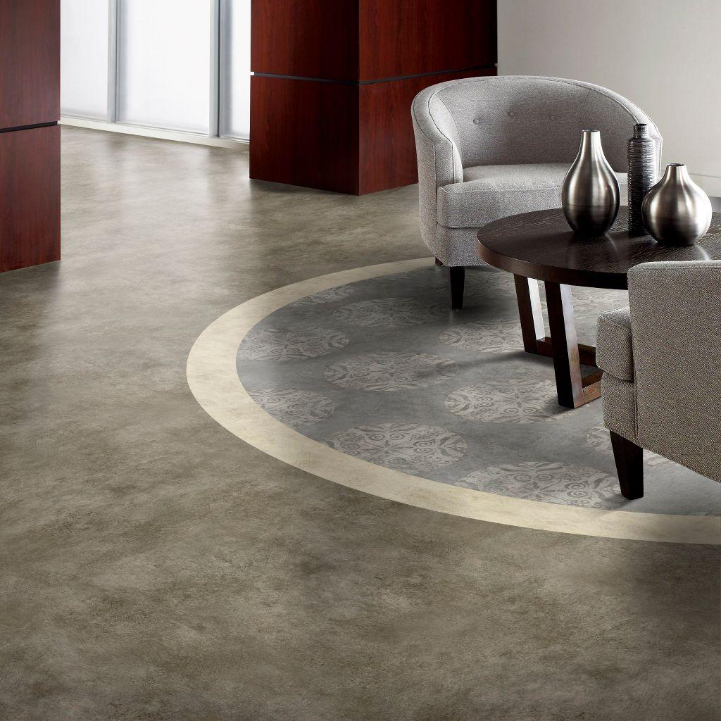 铂晶龙复合卷材地板