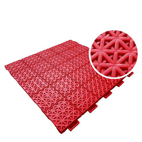 软连接一代多功能悬浮式拼装地板