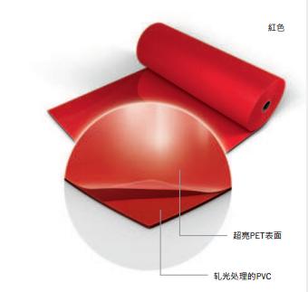 哈立群Hi-Shine 乙烯基陈列专用地板