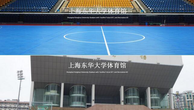 洁福AFC室内足球地板6.0mm