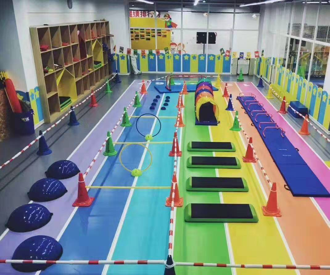 幼儿园功能幼教地板