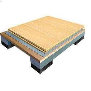 单龙骨运动木地板