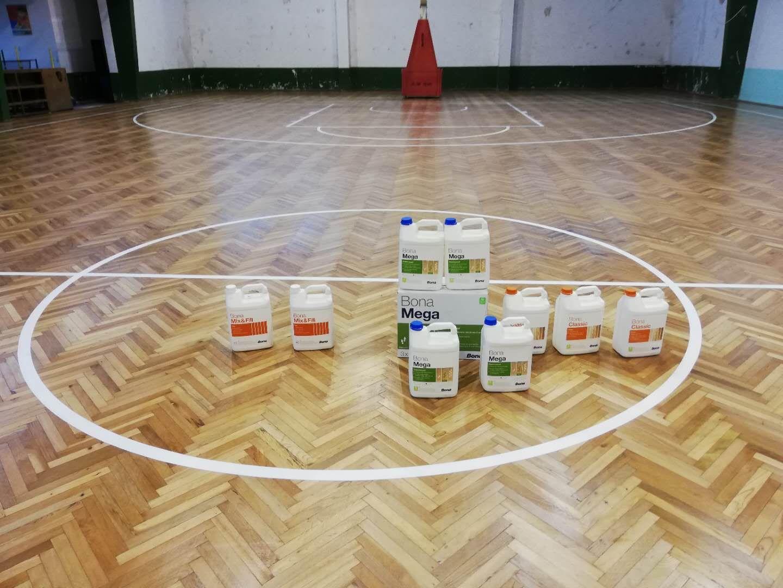运动木地板翻新维修旧木地板/打磨上漆打油保养/上门服务